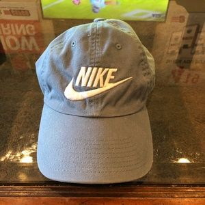 Unisex Nike Baseball Cap in Blue